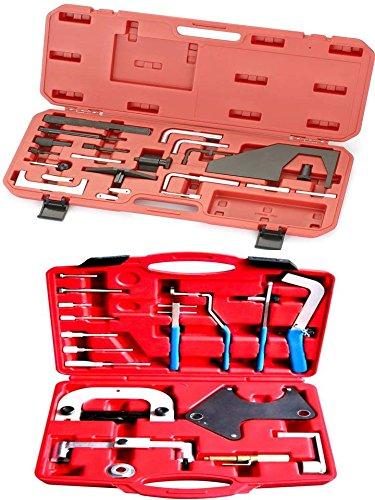 EQUIPEMENT EXPRESS SICOBA Coffrets Calage Courroie Distribution Moteur Essence/Diesel Peugeot Citroen + Renault autre