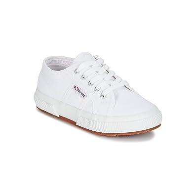 SUPERGA 2750 Kids Zapatillas Moda Nino Blanco - 30 - Zapatillas Bajas: Amazon.es: Zapatos y complementos