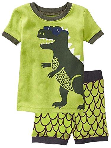 BlcSwan Pajamas Shirt Shorts 12M 7Years