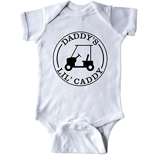 inktastic-unisex-baby-daddys-lil-caddy-infant-creeper-6-months-white