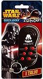 """Underground Toys Star Wars """"In Your Pocket"""" Talking Keychain - Darth Vader"""