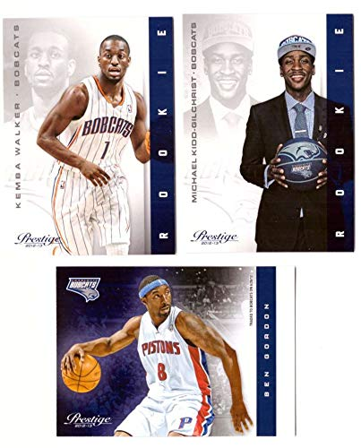 - 2012-13 Prestige (Panini) 1-250 Basketball Team Set - Charlotte Bobcats