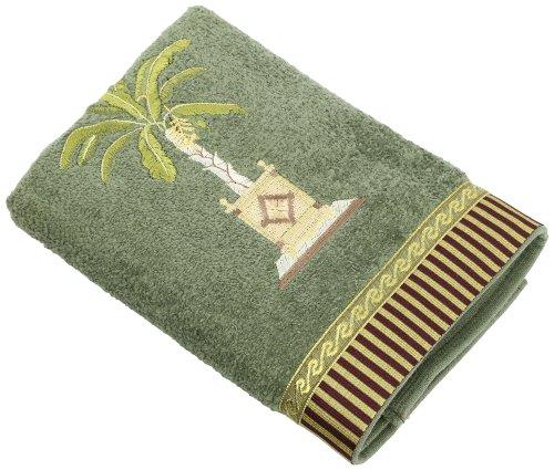 Avanti Linens Banana Palm Hand Towel, Peridot