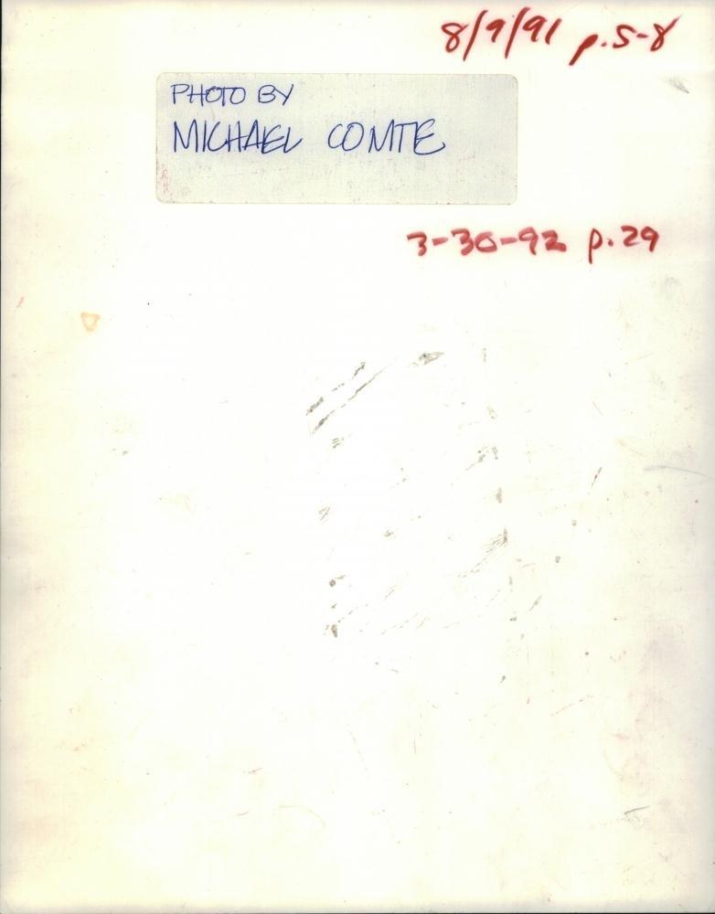 1991 Press Photo Octavia Saint Laurent and Kim Pendavis in ...