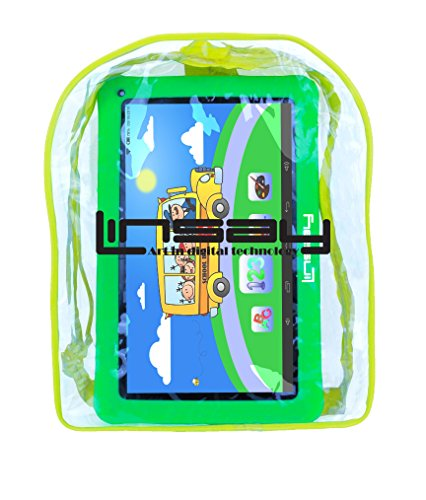 LINSAY NEW F10XHDKIDSBAGG Quad Core with Green Kids Defen...