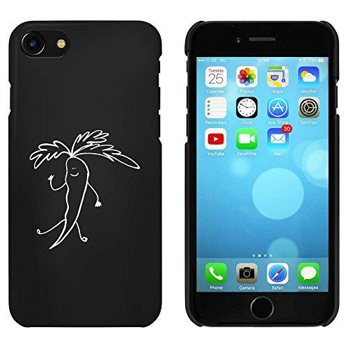 Noir 'Carotte Saluer' étui / housse pour iPhone 7 (MC00062529)