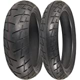 Shinko 009 Raven Front 120/70ZR17 Motorcycle Tire