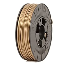 ICE Filaments ICEFIL3PLA125 filamento PLA,2.85mm, 0.75 kg, Groovy Gold