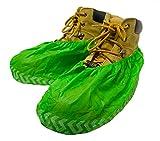 C SB SC GN 362 Original Shoe Cover, Bright Green
