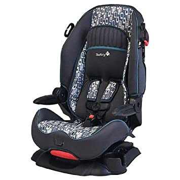 Safety 1st Summit Deluxe High Back Booster Car Seat, Facet, Sports