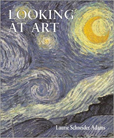 Book Looking At Art by Adams Laurie Schneider (2002-09-01)