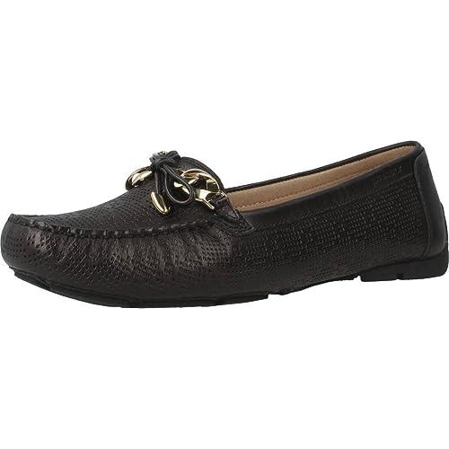 STONEFLY 104641 KELLY mujeres negro zapatos mocasines instalaciones de la terminal: Amazon.es: Zapatos y complementos