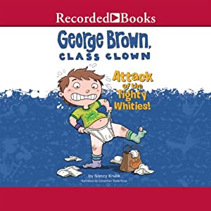 George Brown, Class Clown Audiobook