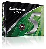 Bridgestone E5 Golf Ball (2011 Model) (12 Pack), Outdoor Stuffs