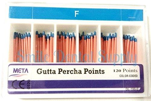 META GUTTA PERCHA POINTS F 120 points