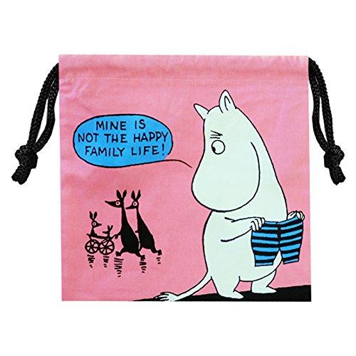 Moomin famiglia borsa MMKN1421 Small Planet