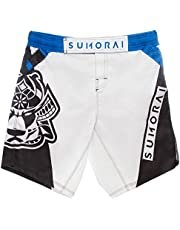 SUMORAI Submission Series MMA Fight Shorts No-Gi BJJ Muay Thai Kickboxing WOD Crossfit Workout Gym Training Shorts