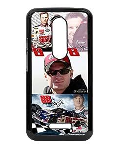 Unique Motorola Moto X 3rd Generation Case ,Popular And Fashionable Designed Case With Dale Earnhardt Jr Black Motorola Moto X 3rd Generation Phone Case