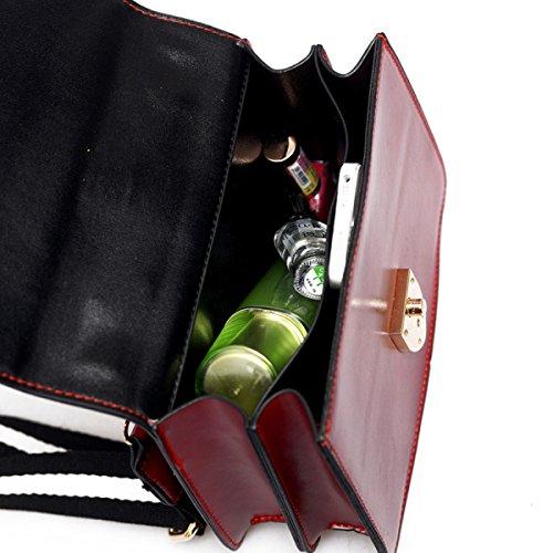 FZHLY Nuova Messenger Bag Coreana Semplice Borsa A Tracolla Della Borsa Di Modo Personalizzato