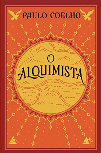 Book cover from O Alquimista (Portuguese Edition) by Paulo Coelho