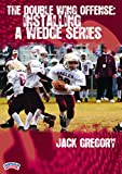 Championship Productions Jack Gregory-the Double Wing Offense: Installing A Wedge Series DVD