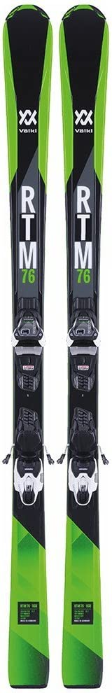 Volkl 2018 RTM 76 175m Skis w//VMotion 10 Bindings
