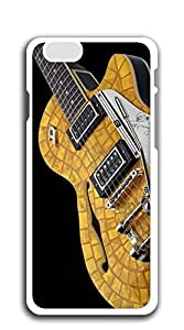 Design Phone Protective Cover iphone 6 cases for girls - Red Guitar