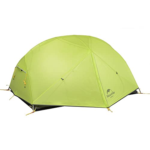 Naturehike Mongar 2 Person Backpacking Tent 3 Season Free