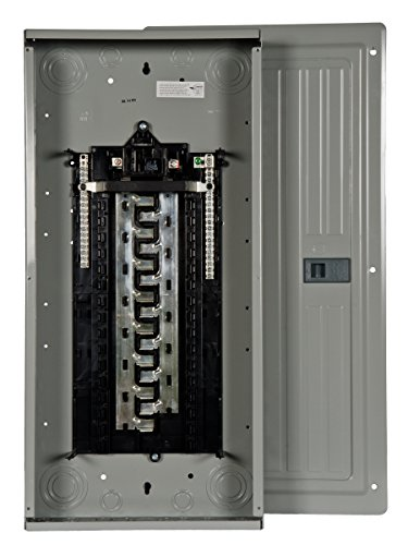 - Siemens 30 Space, 30, Circuit, 100 Amp, Main Breaker, Indoor Load Center