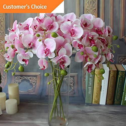 Hebel Artificial Butterfly Orchid Silk Flower Wedding Party Fake Home Bridal Decor US | Model ARTFCL - 1127 |