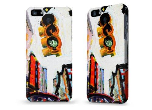 """Hülle / Case / Cover für iPhone 5 und 5s - """"600 lbs Above a Tour Bus"""" von Tom Christopher"""