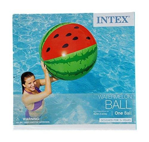 "Price comparison product image Jumbo 42"" Watermelon Beach Ball"