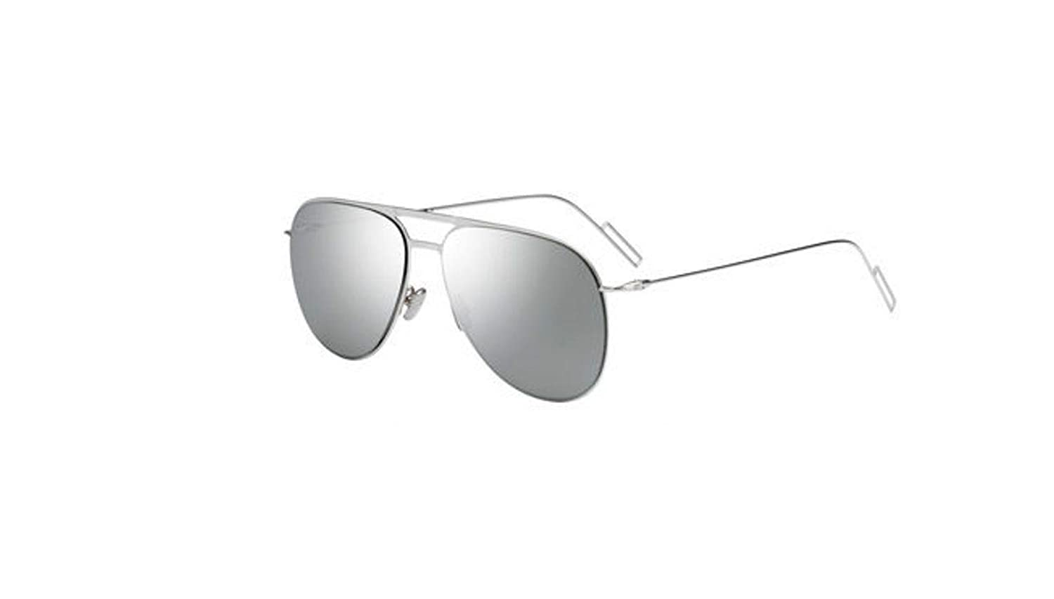 1b466e43778e4 Amazon.com  New Christian Dior Homme 0205S 0010 Palladium SS Sunglasses   Clothing