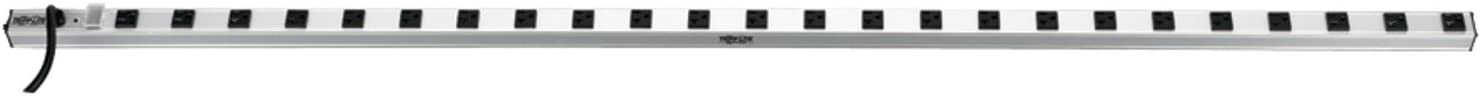 Tripp Lite 24 Outlet Bench & Cabinet Power Strip, 72 in. Length