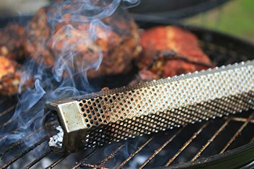 Kaduf Pellet Smoker Tube For Grill, Cold Smoke Cheese by Kaduf (Image #4)