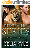 Ridgeville Series Volume One (BBW Paranormal Shapeshifter Romance) (Ridgeville Boxed Book 1)