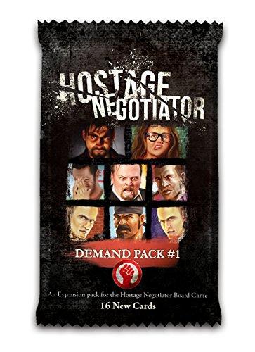 Hostage Negotiator: Demand Pack 1 (Hostage Negotiator Board Game)