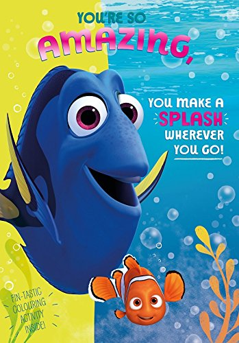 (Finding Dory You're So Amazing Birthday Card )