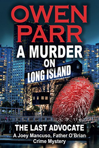 A Murder on Long Island (A Joey Mancuso, Father O'Brian Crime Mystery Book 2)