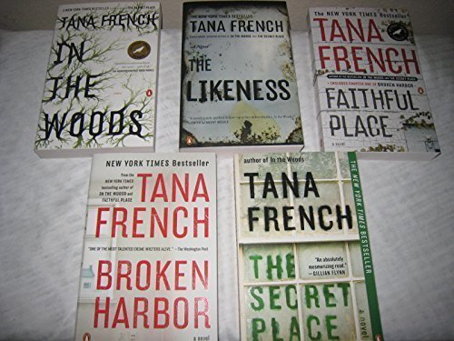Book cover from Dublin Murder Squad (Books 1-5 in the Series) by Tana French