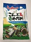 Ichieifoods Konbu & Kukiwakame Kelp & Stalk Seaweed 120g