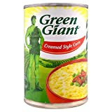 Green Giant Creamed Style Corn (375g) - Pack of 6