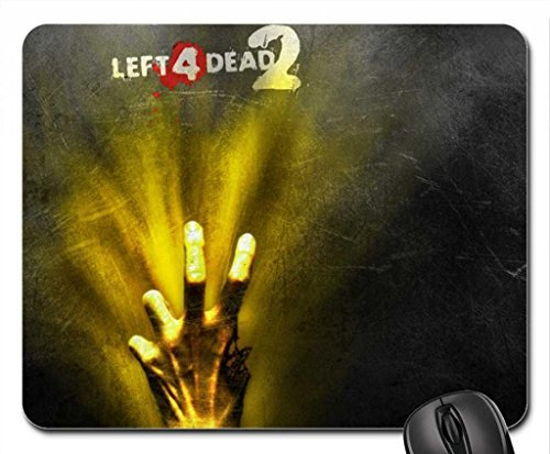 left 4 dead 2 Mouse Pad, Mousepad (10.2 x 8.3 x 0.12 inches)
