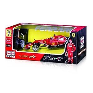Maisto R/C 1:24 2014 Ferrari F14T Radio Control Vehicle (Styles May Vary)