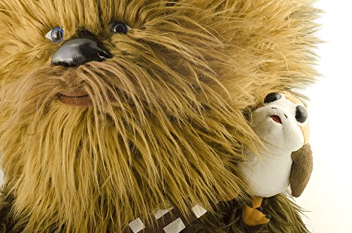 Star-Wars-The-Last-Jedi-24-Talking-Chewbacca-6-Porg-Plush-Toy-Amazon-Exclusive