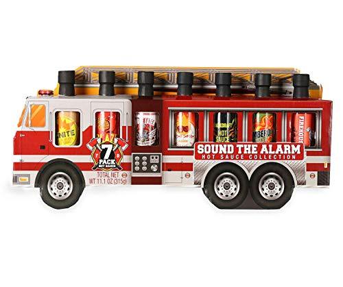 Fire Hot Sauce - 8