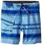 Volcom Toddler Boys' Stone Mod Stripe Boardshort, Ice, 2T