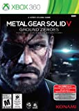 Metal Gear Solid V Ground Zeroes XB360 - Xbox 360