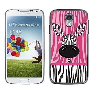 Dragon Case - FOR Samsung Galaxy S4 - when you grow up - Caja protectora de pl??stico duro de la cubierta Dise?¡Ào Slim Fit
