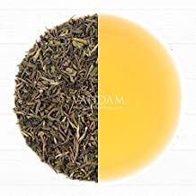 2017 FRESH First Flush Darjeeling Tea From the Iconic Castleton Tea Estate - Flowery, Aromatic & Delicious - Rain-forest & ETP Certified Tea Plantation, 100% Pure Unblended Limited Edition Darjeeling Tea, Delivered Direct From Source in India, 1.76oz/50gm (Makes 25 Cups) by VAHDAM